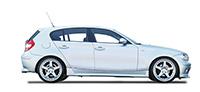 Тюнинг BMW E81 и E87 1-series от Hamann