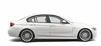 Тюнинг BMW F30 Sedan от Hamann