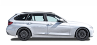 Обвесы Hamann на BMW F31 Touring