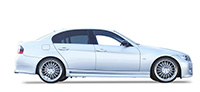 Тюнинг BMW E90 Sedan