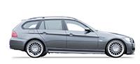 Тюнинг Hamann BMW E91 Touring