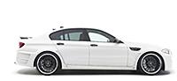Hamann Widebodykit I для BMW 5-series M5 F10