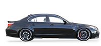 Обвесы Hamann на BMW 5-series E60 Sedan