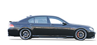 Тюнинг BMW 7-series E65, E66 и E67 от Hamann