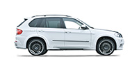 Тюнинг BMW X5 E70 с обвесами Hamann