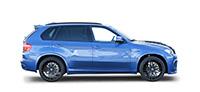 Тюнинг комплект Hamann BMW X5 M E70