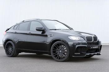 Обвес Hamann для BMW X6M