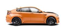 Hamann Tycoon M II для BMW X6 M E71