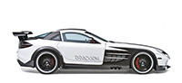 Hamann Volcano для McLaren SLR Coupe