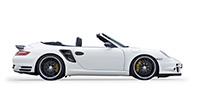 Тюнинг Porsche 911 Turbo