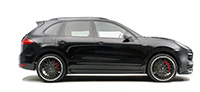 Тюнинг Porsche Cayenne 958