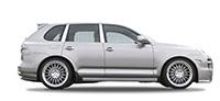 Hamann Cyclone для Porsche Cayenne