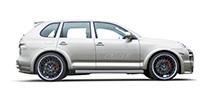 Тюнинг Porsche Cayenne 957