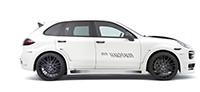 Hamann Guardian Evo для Porsche Cayenne
