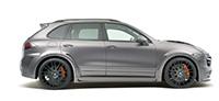 Комплект Hamann Guardian для Porsche Cayenne