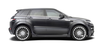 Тюнинг обвесы Hamann для Range Rover Evoque