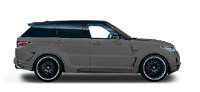 Widebody для Range Rover Sport 2014
