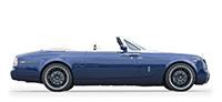 Тюнинг Rolls Royce Drophead Coupe