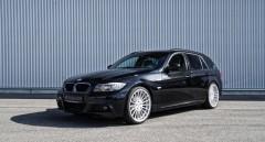 Аэродинамический пакет Hamann для BMW E 91 Touring