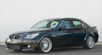 Аэродинамика Hamann для BMW  E 60 Sedan