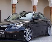 Подвеска Hamann для BMW  E 60 Sedan