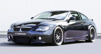 Аэродинамика HAMANN up to MY 8/2007 для BMW E 63 Coupe