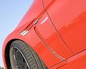 Аэродинамика HAMANN up to MY 9/2007 для BMW E 63 Cabrio