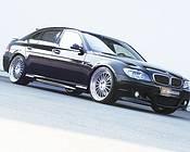 Подвеска HAMANN для BMW E 65, E 66, E67 Sedan