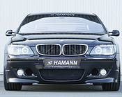 Аэродинамика HAMANN для BMW E 65, E 66, E67 Sedan