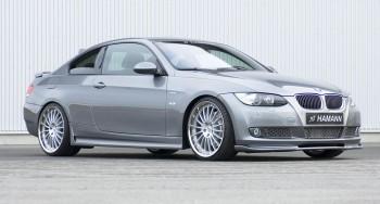 Аэродинамический пакет Hamann для BMW E 92 Coupe