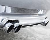 Выхлопная система Hamann для BMW E 92 Coupe