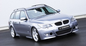 Аэродинамика HAMANN для BMW E61 Touring