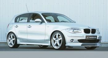 Аэродинамический пакет Hamann up to MY 2/2007 для BMW E81/87