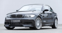 Аэродинамический пакет Hamann для BMW E82 / E88