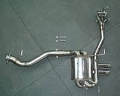 Выхлопная система Hamann для BMW E82 / E88