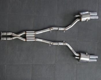 Выхлопная система HAMANN для BMW F06 Gran Coupé