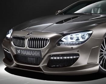 Аэродинамика HAMANN для BMW F12 CONVERTIBLE