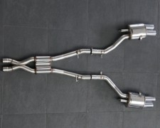 Выхлопная система HAMANN для BMW F12 CONVERTIBLE