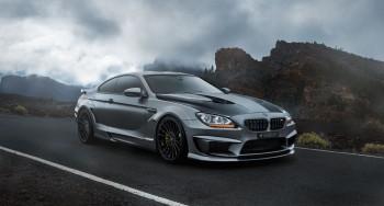 Аэродинамика HAMANN Mirror для BMW F13 M6