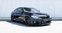 Аэродинамика Hamann для BMW F32