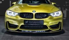 Аэродинамика Hamann для BMW F82