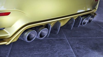 Выхлопная система Hamann для BMW F82