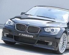 Аэродинамика Hamann для BMW GT F07