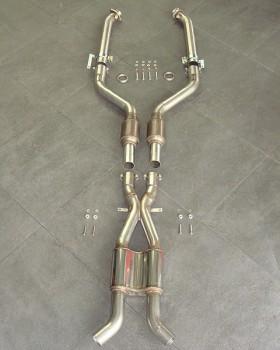 Выхлопная система Hamann для BMW M3 E 93 Cabriolet