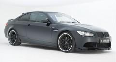 Аэродинамический пакет Hamann для BMW M3 E92