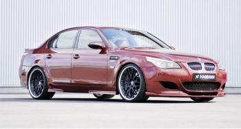 Аэродинамика HAMANN для BMW M5 E 60