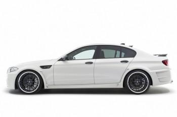 Аэродинамический комплект M5 HAMANN для BMW M5 F10
