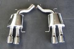 Выхлопная система HAMANN для BMW M5 F10