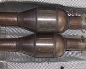 Выхлопная система HAMANN up to MY 8/2007 для BMW M6 E 63 Coupe