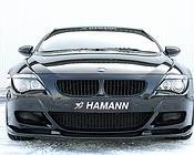 Аэродинамика HAMANN up to MY 8/2007 для BMW M6 E 63 Coupe
